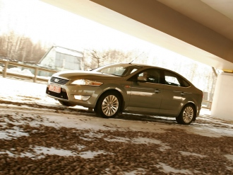 Снимки на Ford Mondeo 4 Hatchback