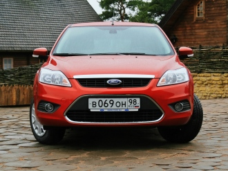 Снимки на Ford Focus Hatchback II