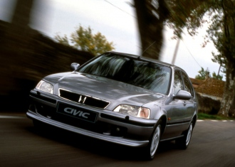 Снимки на Honda Civic Fastback 6