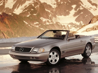 Снимки на Mercedes-benz SL (R129)