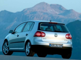 Снимки на Volkswagen Golf 5