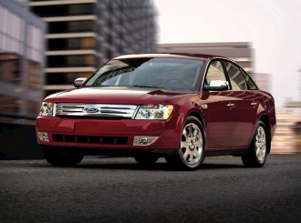 Снимки на Ford Five Hundred