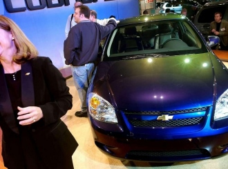 Снимки на Chevrolet Cobalt Coupe