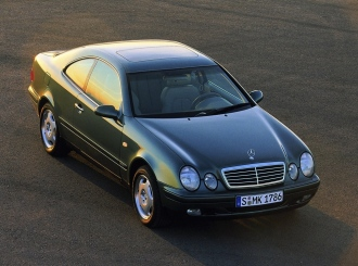 Снимки на Mercedes-benz CLK (S208)