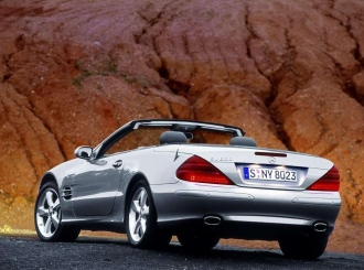 Снимки на Mercedes-benz SL (R230)
