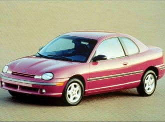 Снимки на Dodge Neon Coupe