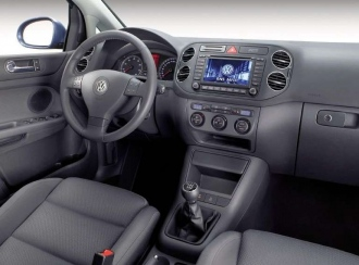 Снимки на Volkswagen Golf Plus