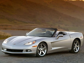 Снимки на Chevrolet Corvette Convertible (C6)