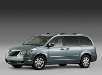 Снимки на Chrysler Town & Country IV
