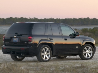 Снимки на Chevrolet Trailblazer (GMT800)