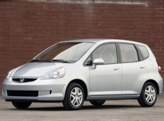 Снимки на Honda Fit (GD)