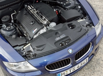 Снимки на Bmw Z4 M Coupe (E85)