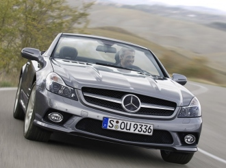 Снимки на Mercedes-benz SL (2008)