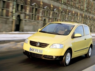 Снимки на Volkswagen Fox
