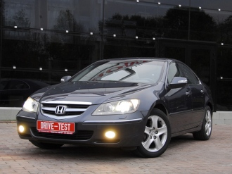 Снимки на Honda Legend IV