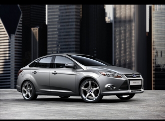 Снимки на Ford Focus 3 Sedan