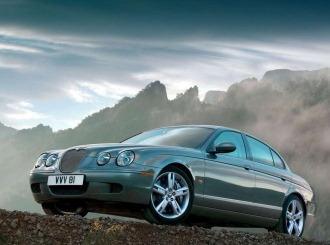 Снимки на Jaguar S-type (CCX)