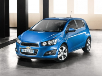 Снимки на Chevrolet Aveo 2 Hatchback