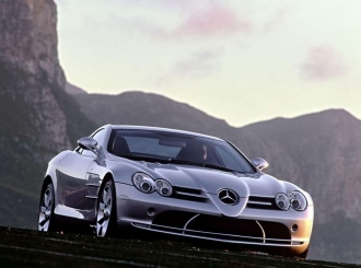 Снимки на Mercedes-benz SLR McLaren (C199) Coupe