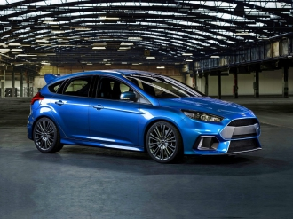 Снимки на Ford Focus RS 2016