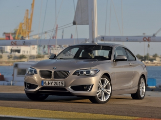 Снимки на Bmw 2er Coupe (F22)