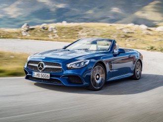 Снимки на Mercedes-benz SL (R231)
