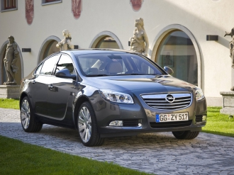 Снимки на Opel Insignia Sports Tourer