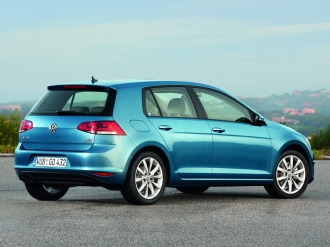 Снимки на Volkswagen Golf 7