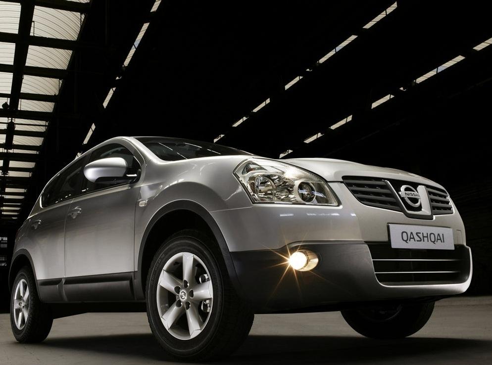 Снимки: Nissan Qashqai