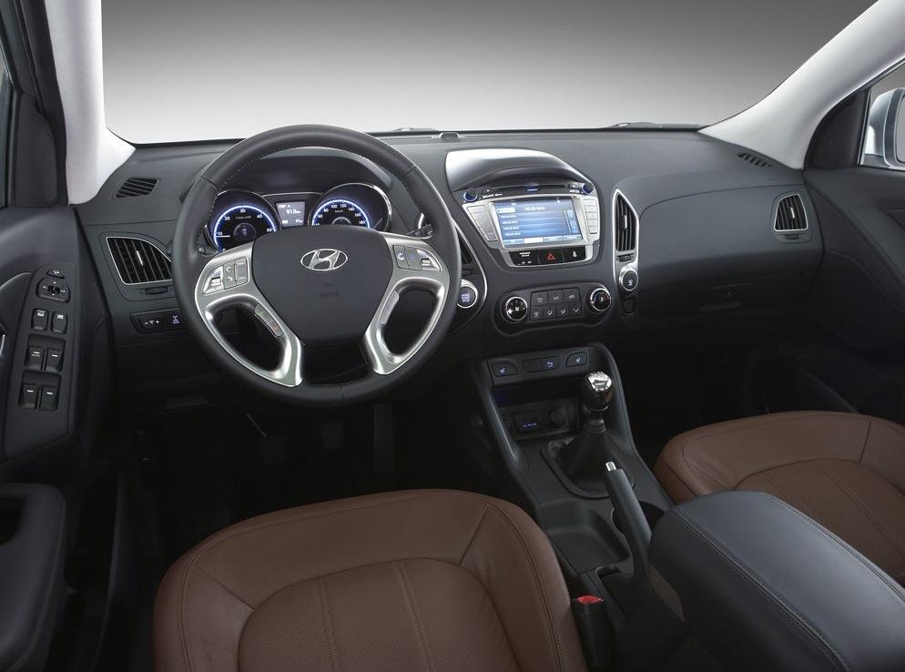 Снимки: Hyundai ix35
