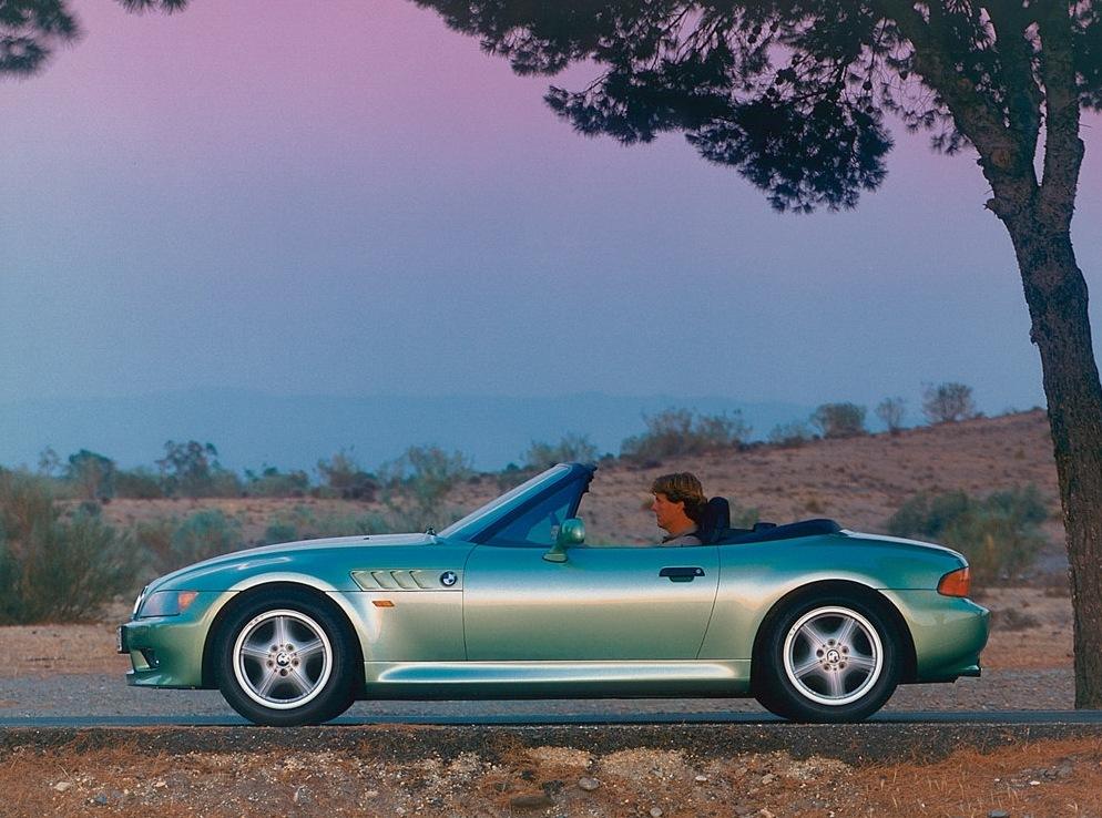 Снимки: Bmw Z3 (E36/7) Cabrio