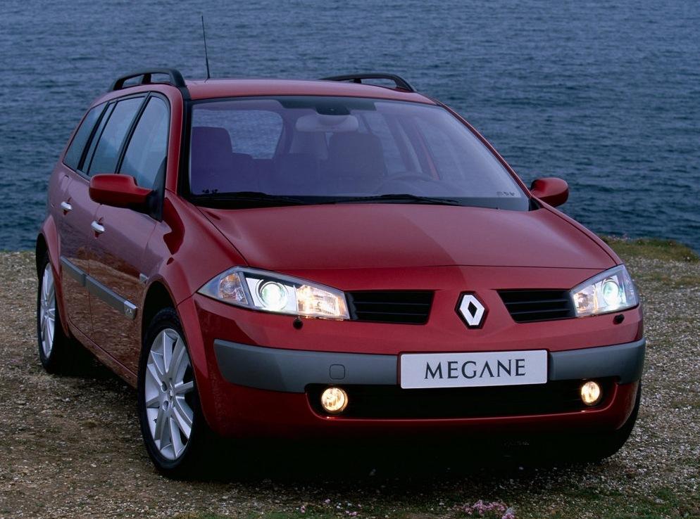 Снимки: Renault Megane Grandtour 2