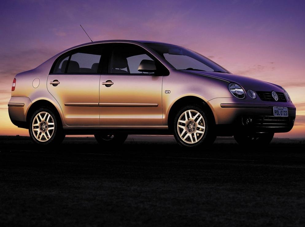 Снимки: Volkswagen Polo 4(9N)