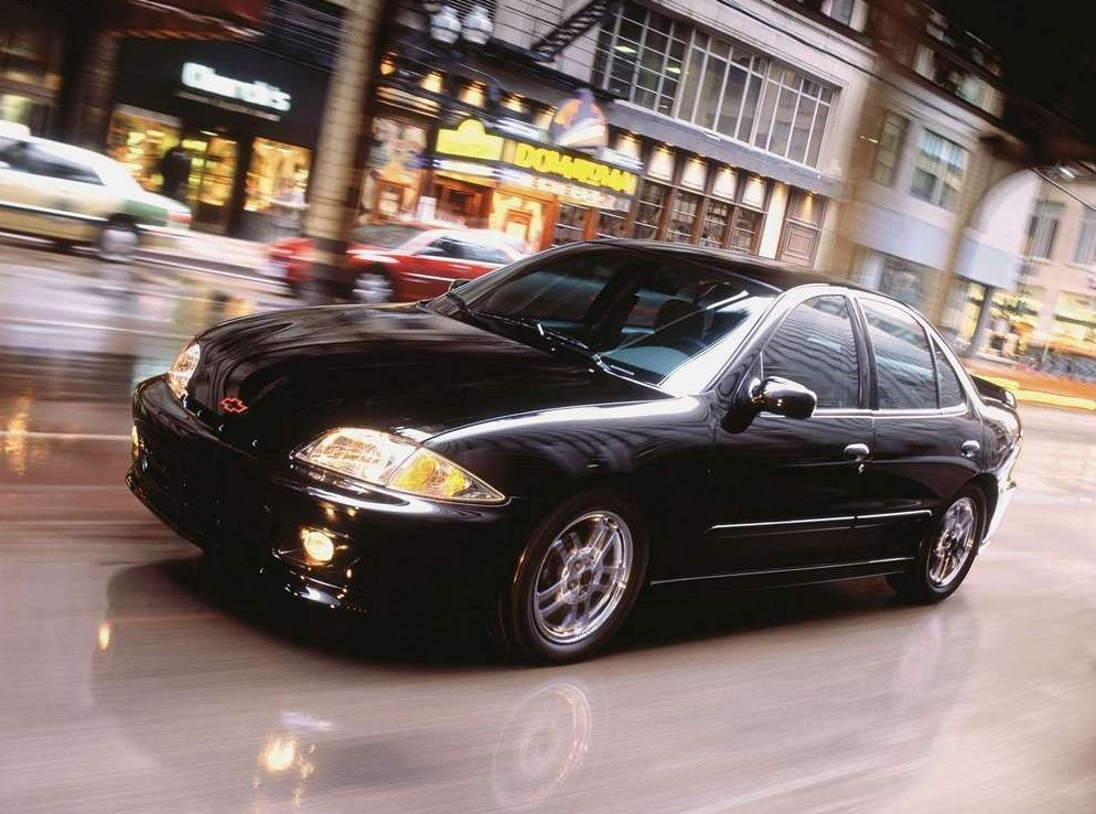 Снимки: Chevrolet Cavalier Coupe III (J)