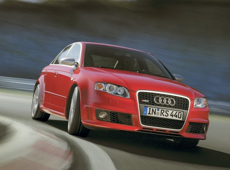 RS4 Salon (8E)