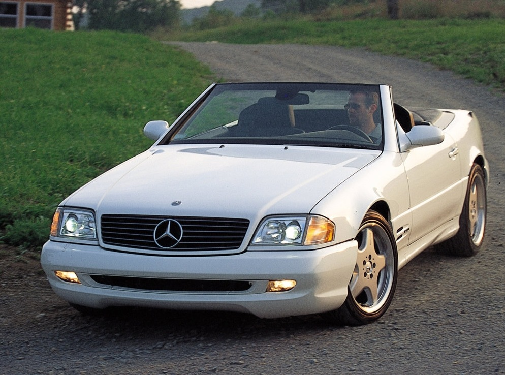 Снимки: Mercedes-benz SL (R129)