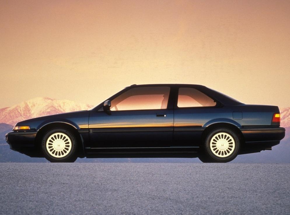 Снимки: Honda Accord I (SJ,SY)
