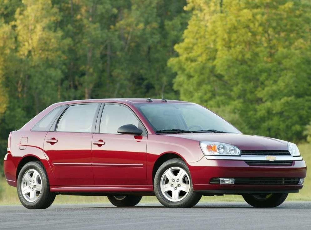 Снимки: Chevrolet Malibu Maxx