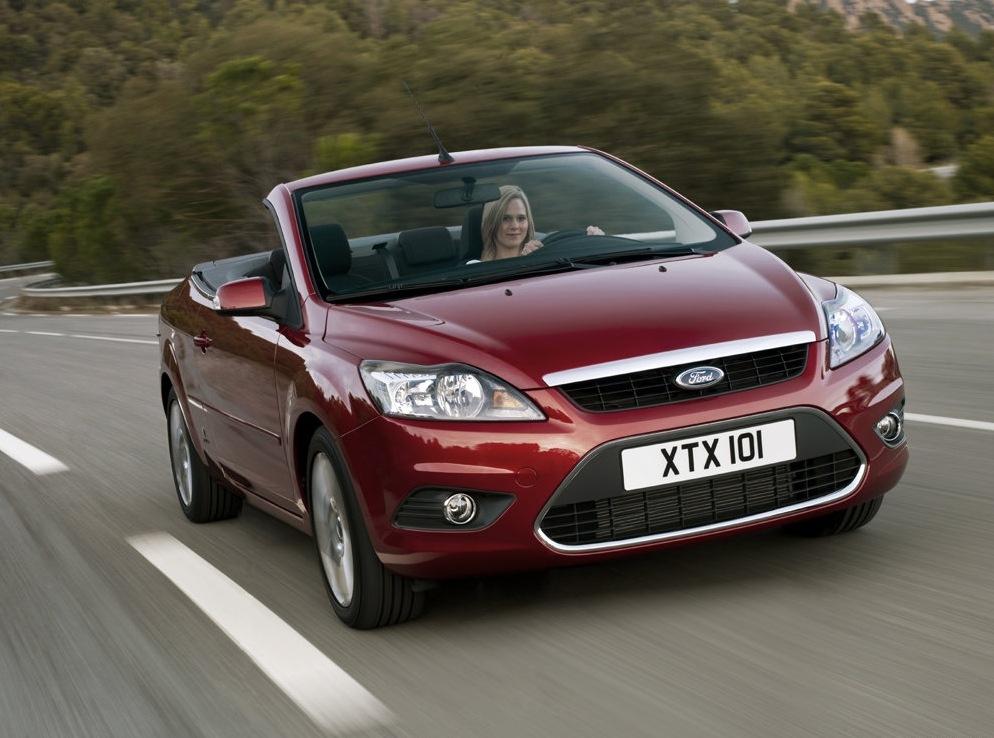 Снимки: Ford Focus Cabriolet II