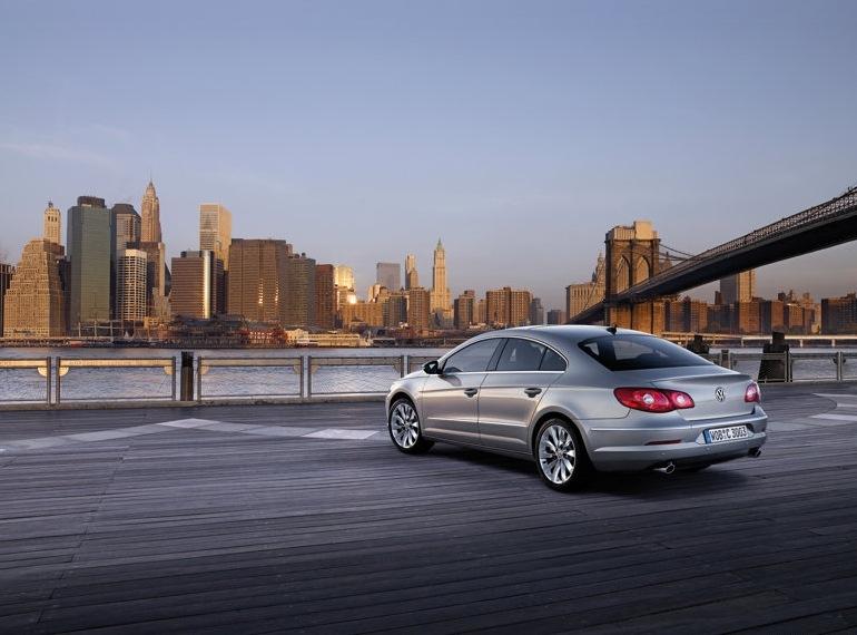 Снимки: Volkswagen Passat CC