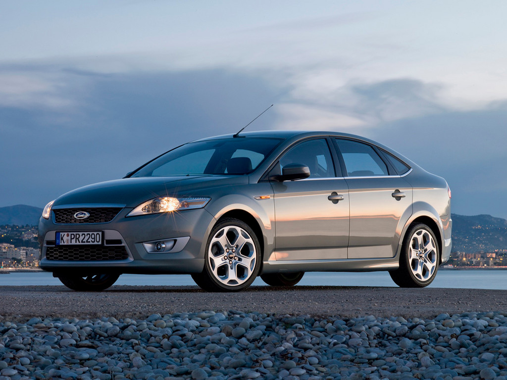 Снимки: Ford Mondeo 4 Hatchback