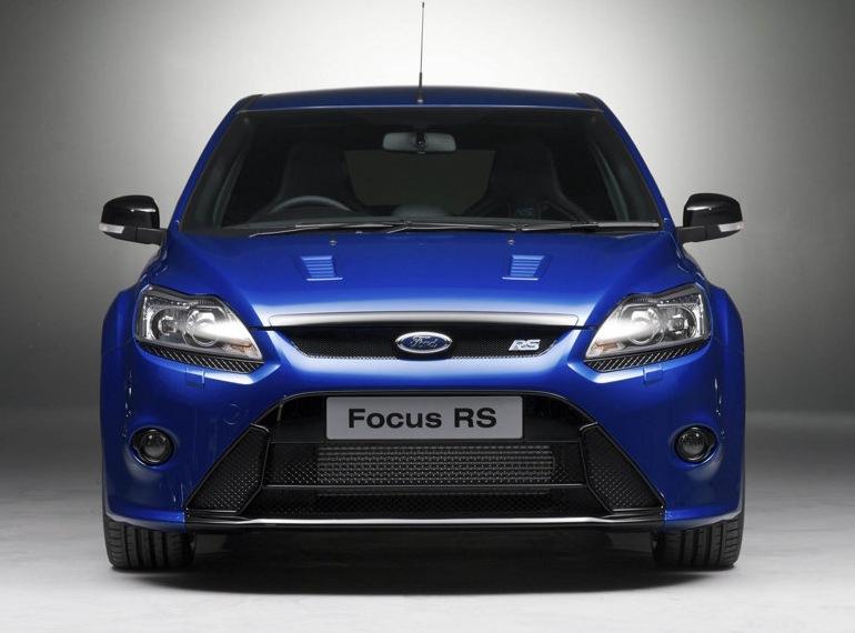 Снимки: Ford Focus RS 2009