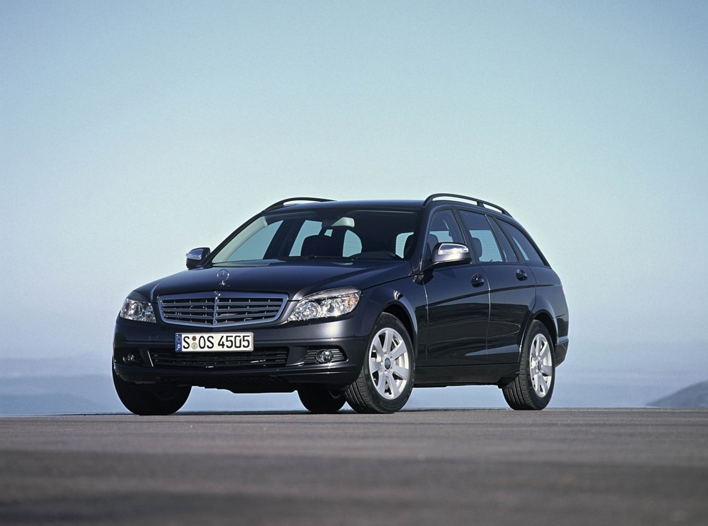 Снимки: Mercedes-benz C-klasse T-mod (S204)