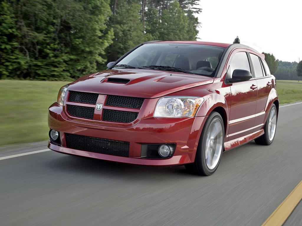 Снимки: Dodge Caliber SRT