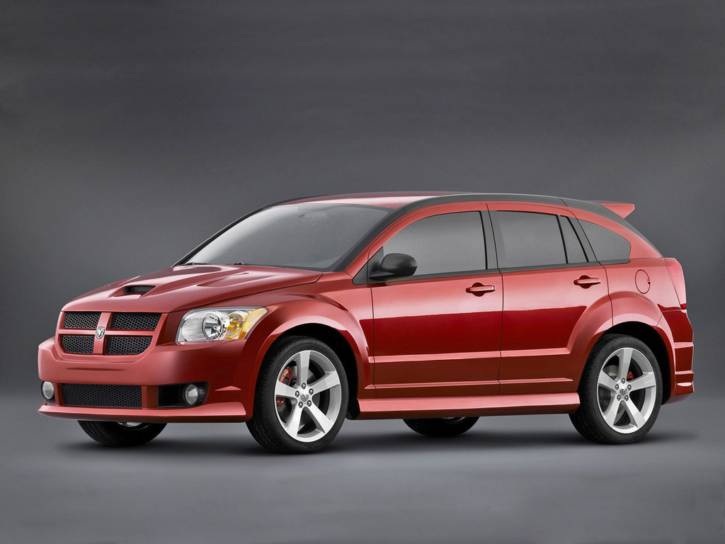 Снимки: Dodge Caliber SRT