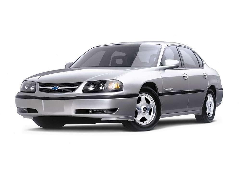 Снимки: Chevrolet Impala (W)