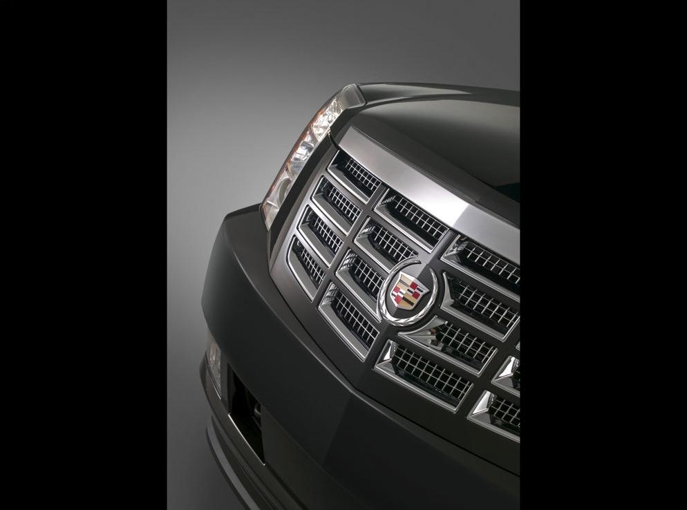 Снимки: Cadillac Escalade 3