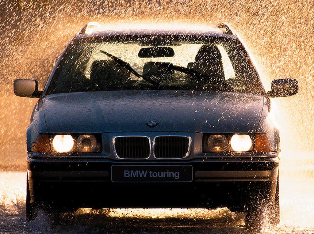 Снимки: Bmw 3er Touring (E36)