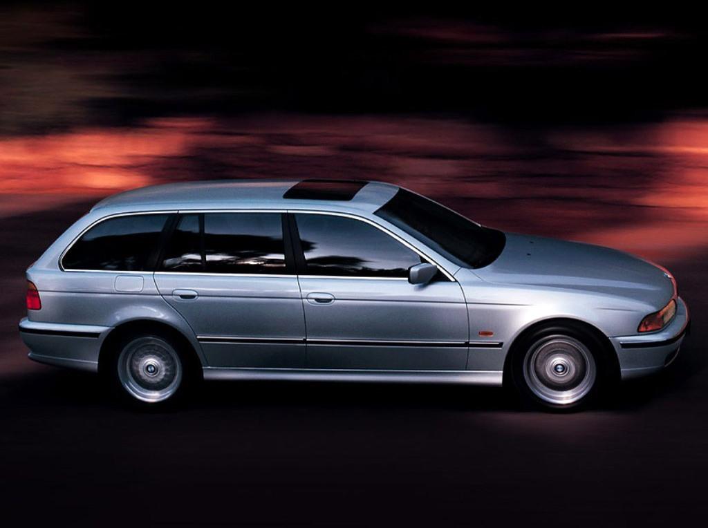 Снимки: Bmw 5er Touring (E39)