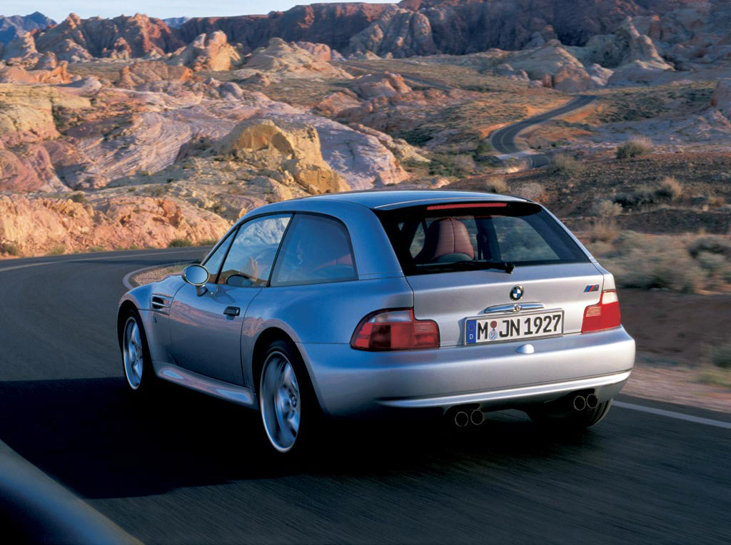 Снимки: Bmw Z3 Coupe (E36/7)